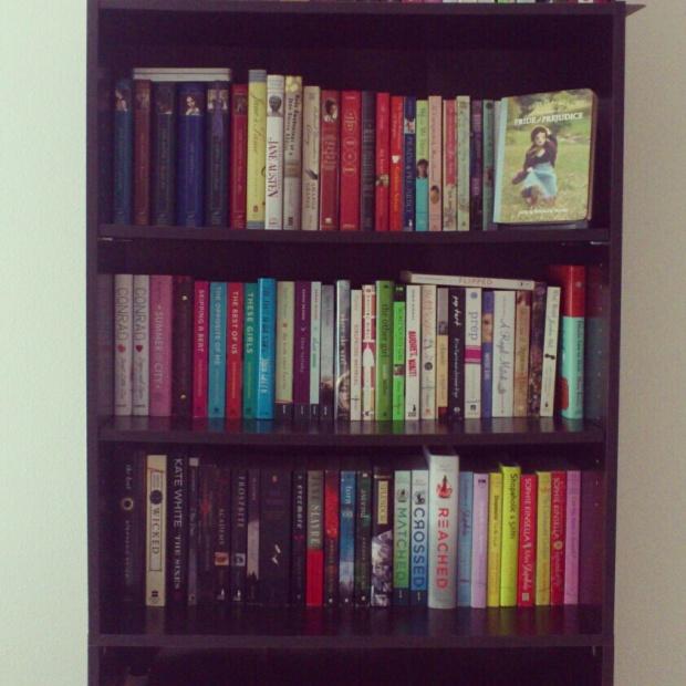 Bookcase 1