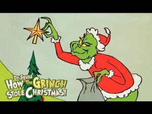 How the grinch stole